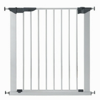 Pressure-mounted gates