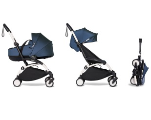 Discover YOYO² convertible strollers