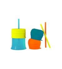 Straw bottles & containers