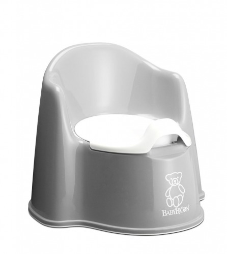 BABYBJÖRN - Potty chair and safe steps
