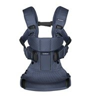 BABYBJORN - Baby Carrier ONE AIR, Navy blue