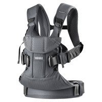 BABYBJÖRN - Baby Carrier ONE AIR, Silver - new version