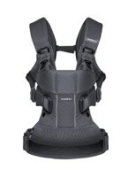 BABYBJORN - Baby Carrier ONE AIR, anthracite