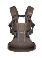BABYBJORN - Baby Carrier ONE AIR, cocoa