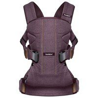 BABYBJORN Baby Carrier ONE, blackberry red