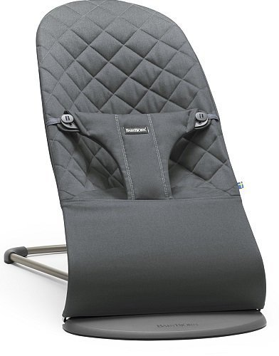 BABYBJORN - Bouncer Bliss - Anthracite