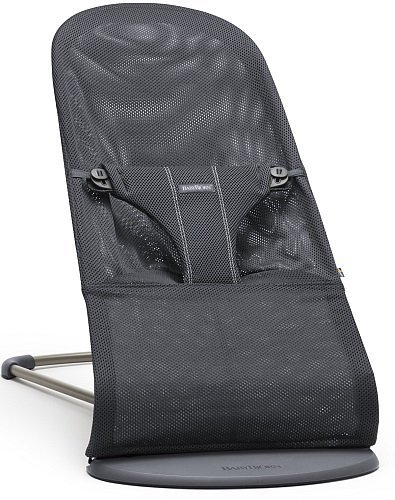 BABYBJÖRN - Bouncer Bliss MESH - Anthracite