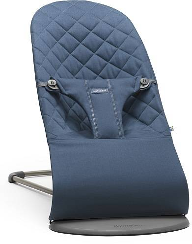 BABYBJORN - Bouncer Bliss - Midnight blue