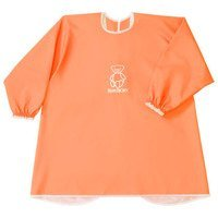 BABYBJORN - Long Sleeve Bib - Orange