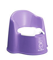 BABYBJÖRN - Potty Chair - Purple