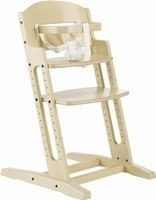 Baby Dan - DANCHAIR feeding chair - whitewash