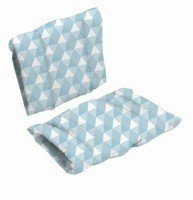 Baby Dan - DanChair cushion - HARMONY, blue