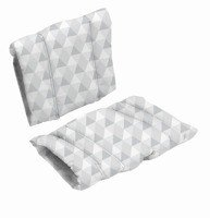 Baby Dan - DanChair cushion - HARMONY, grey