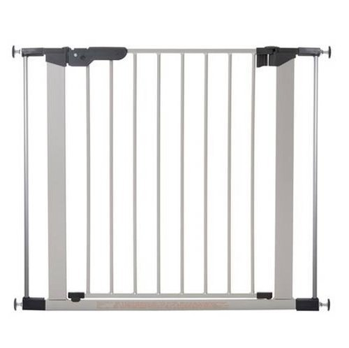 Baby Dan - Premier Safety Gate + 2 extensions, silver