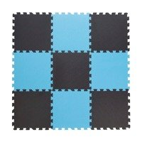 Baby Dan - Soft foam play mat, blue
