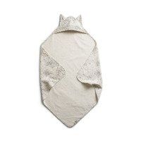 Elodie Details - Hooded Towel - Dots of Fauna Kitty