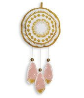 Elodie Details - Musical Mobile - Feather Love Large