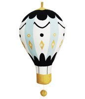 Elodie Details - Musical Mobile - Moon Balloon Large