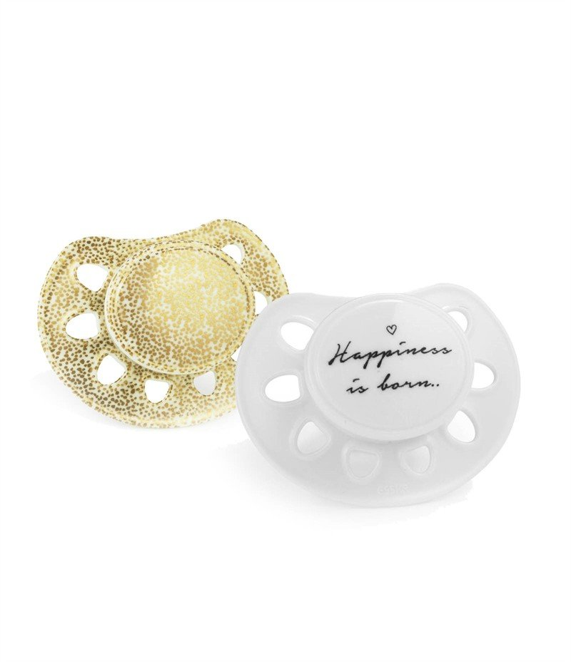 Elodie Details - Pacifier - Happiness is born