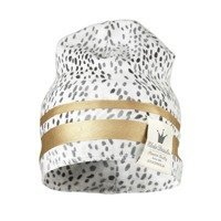 Elodie Details - Winter Beanie - Gilded Dots of Fauna 0-6 m