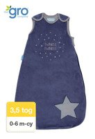 Gro Company - Twinkle Twinkle 3.5 Tog Grobag, 0-6 months