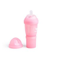 Herobility - Anti-Colic HeroBottle 140 ml, pink