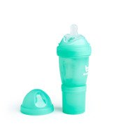 Herobility - Anti-Colic HeroBottle 140 ml, turquoise