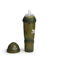 Herobility - Anti-Colic HeroBottle 240 ml, army green