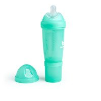Herobility - Anti-Colic HeroBottle 240 ml, turquoise