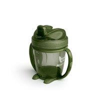 Herobility - HeroSippy 140 ml, army green