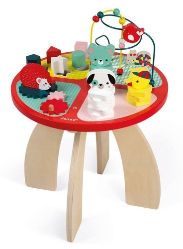 Janod - Activity Table Baby Forest