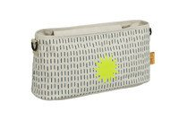 Lassig - Casual Label Dots & Strokes sand, Stroller organizer