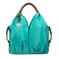 Lassig - Glam Label Signature Aqua Diaper bag