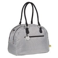 Lassig - Gold Label Bowler Metallic silver Diaper bag