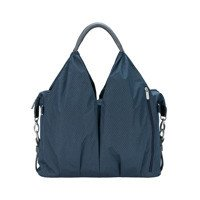 Lassig - Green Label Neckline Denim blue Diaper bag
