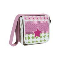 Lassig - Mini Messenger Bag, Starlight pink