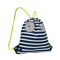 Lassig - Mini String Bag, blue
