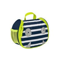 Lassig - Mini Washbag, Little Monsters Bouncing Bob