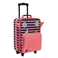 Lassig -  suitcase Trolley, Little Monsters Mad Mabel