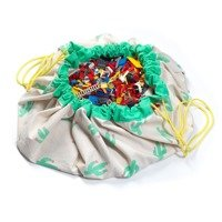 Play&Go - Toy storage bags Cactus