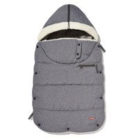 SKIP HOP - STROLL & GO three-season footmuff 0-12 m-cy