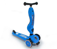 Scootandride - Highwaykick 2in1 1-5 years Blue
