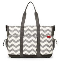 Skip Hop - Diaper Bag Double Chevron