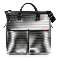 Skip Hop - Diaper Bag Duo Black Stripe