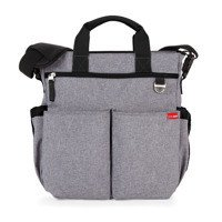 Skip Hop - Diaper Bag Duo Signature Heather Grey