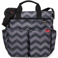 Skip Hop - Diaper Bag Duo Signature Tonal Chevron