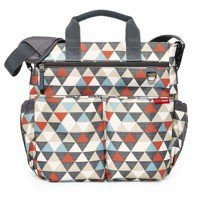Skip Hop - Diaper Bag Duo Signature Triangles