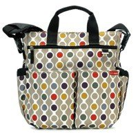 Skip Hop - Diaper Bag Duo Signature Wave Dot