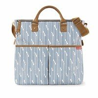 Skip Hop - Diaper Bag Duo Special Edition Blueprint Stripe