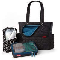 Skip Hop - Diaper Bag Forma Black